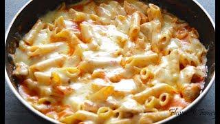 Chicken Cheese Pasta | One Pot Chicken Pasta | Chicken Pasta Recipe