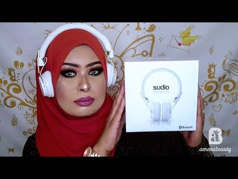 Sudio Headphone Review | SOMALI | Amenabeauty