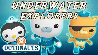 Octonauts - Underwater Explorers | Cartoons for Kids | Underwater Sea Education