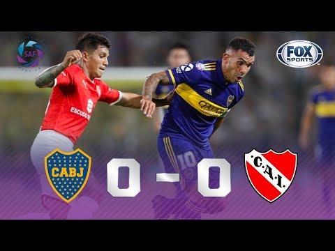 GOLEIROS INSPIRADOS! Veja os melhores momentos de Boca x Independiente pela Superliga Argentina