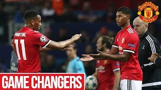 10 From the Bench   United Game Changers   Manchester United