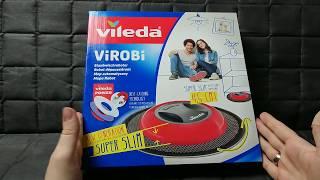 Vileda Virobi Slim - unboxing und erste Eindrücke