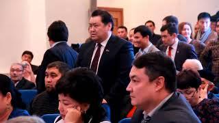 Спор о переименовании улиц в Кокшетау