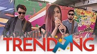 Moonstar88 sings Torete on Umagang Kay Ganda