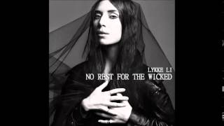 Lykke Li   No Rest For The Wicked