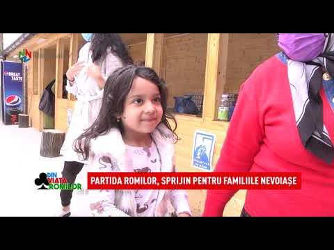 Din viata romilor - 08 mai 2021