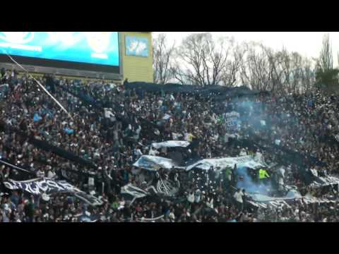 """""""Recibimiento Independiente Rivadavia Vs River Plate - Los Caudillos Del Parque"""" Barra: Los Caudillos del Parque • Club: Independiente Rivadavia"""