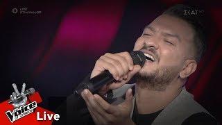 Θοδωρής Βερλής - Dui dui (Δυο δυο) | 1o Live | The Voice of Greece