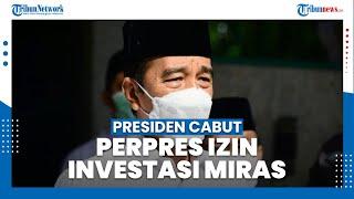 Presiden Jokowi Cabut Aturan Investasi Miras setelah Tuai Protes dari Sejumlah Kalangan