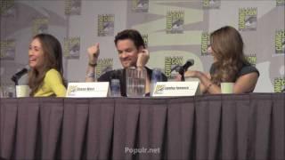 Comic Con 2011 - Panel Part#3