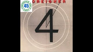 FOREIGNER - GIRL ON THE MOON - Foreigner 4 (1981) HiDef :: SOTW #231