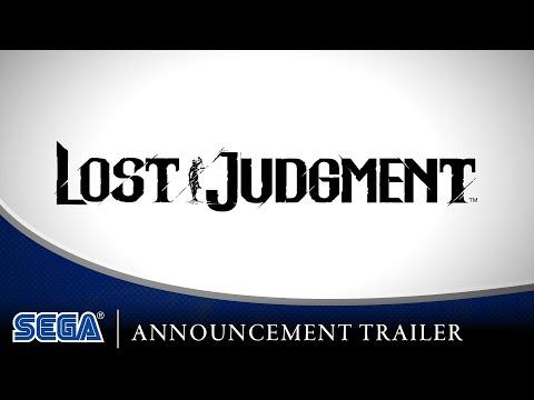 Trailer d'annonce de Lost Judgment