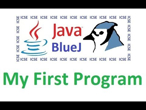 Java For Beginners Using Bluej