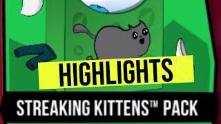 streaking kittens - मुफ्त ऑनलाइन वीडियो