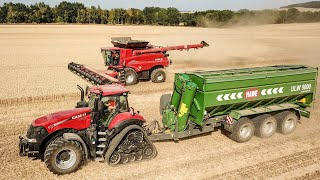 Official introducing of new CASE IH Axial Flow 250 series |9250,8250,7250|