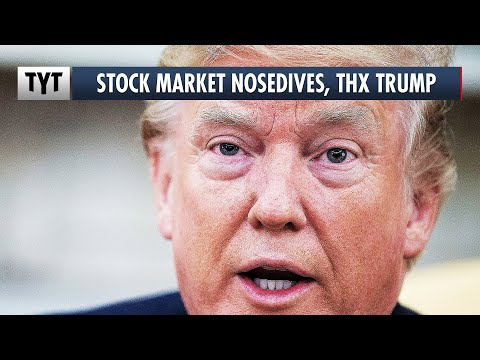 Why Trump Isn't Talking About The Stock Market Anymore