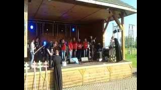 preview picture of video 'Chcemy być solą dla świata - DSM Wiślica 2013'