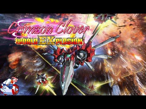 Crimzon Clover World EXplosion [ STEAM - Néo Fest ] Gameplay 60 FPS