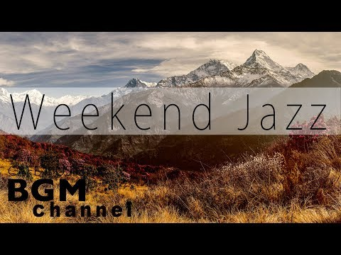 Lazy Weekend Jazz - Mellow Instrumental Jazz Hip Hop Music for Relaxing