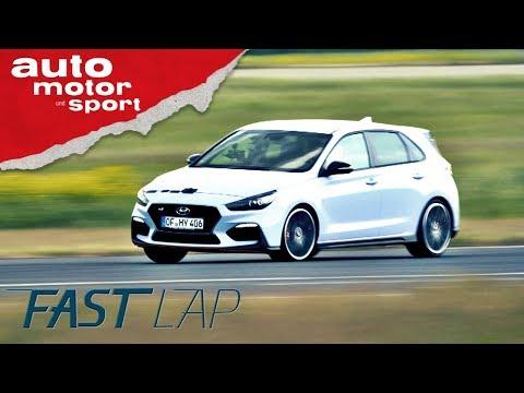 Hyundai i30 N Performance: Wie schlägt sich der wahre Volks-GTI? - Fast Lap   auto motor und sport