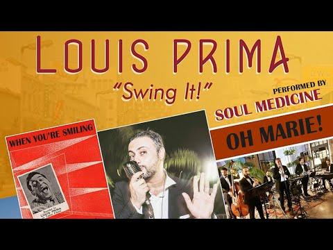 Soul Medicine Band Swing, Soul, Funk & Dance Catania musiqua.it