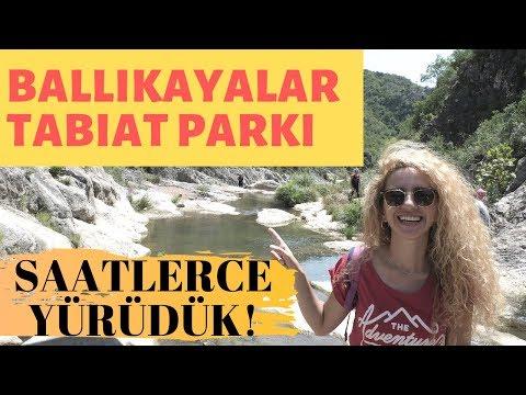 BALLIKAYALAR Tabiat Parkı