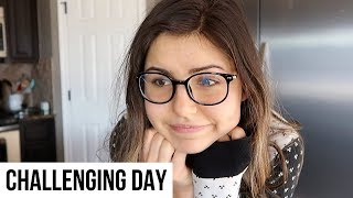Challenging Day | What I Eat, Essential Oils, & Listening to Your Body