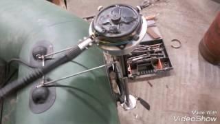 Электромотор  на  лодку  своими  руками
