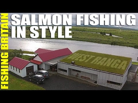 Salmon Fishing in Style