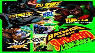 J.Futuristic & Yung L.A. - Batman & Robin (Superhero Language) [FULL MIXTAPE + DOWNLOAD LINK] [2009]