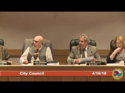 City Council 4.16.18