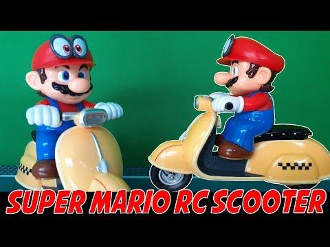 SUPER MARIO ODYSSEY RC SCOOTER [Vorstellung + Fahrtest   dertestmichel]