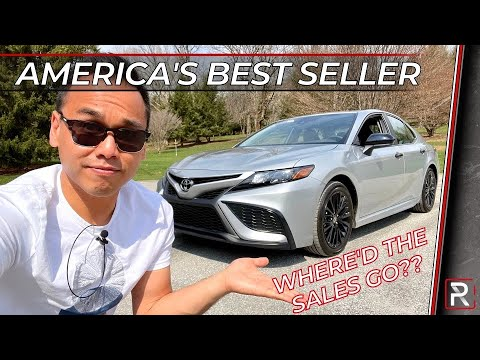 What Happened To Toyota Camry Sales in America?