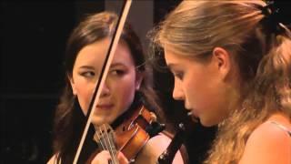 Bach Concerto for Violin and Recorder w/Lucie Horsch & Combattimento Consort Amsterdam