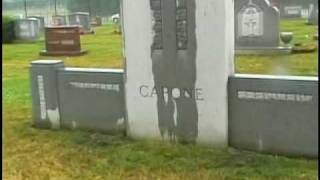 AL CAPONE Gravesite