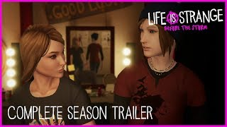 Видео Life is Strange: Before the Storm