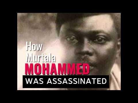 Late Murtala Mohammed, How He Was Assassinated on February 13, 1976   Pulse TV