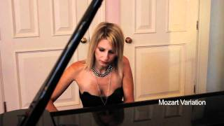 Lady Gaga - Bad Romance Piano Variations