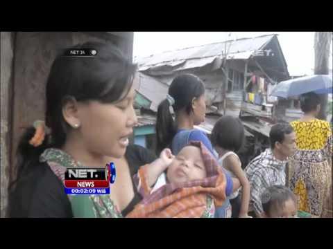 Banjir Bandang Menerjang Ratusan Rumah di Bandar Lampung - NET24
