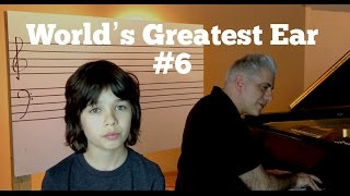 Perfect Pitch: Dylan Beato - The World's Greatest Ear Part 6