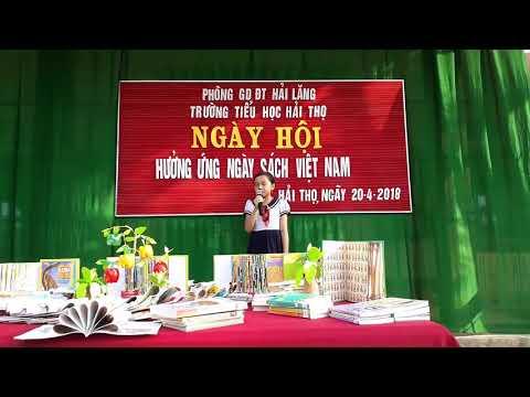 Giải nhất kể chuyện - Ngày đọc sách Việt Nam