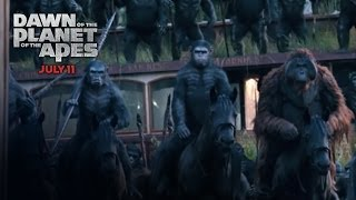 TV Spot - Dawn of the Planet of the Apes