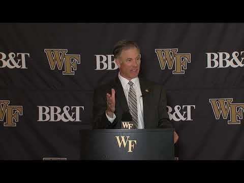 Dave Clawson Press Conference (Oct. 15, 2019)