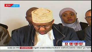 Ajali ya helikopta: KTN Mbiu - [Part1]