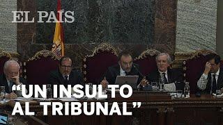 """El Juez MARCHENA: """"El Juicio No Puede Ser Una Lección A Los Magistrados"""""""
