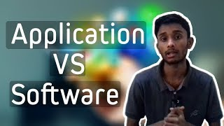 What is Application? Apps vs Software !! Bangla Explained  - BD Tech