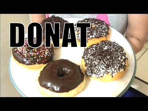 Resep Donat Kentang - Potato Doughnuts Recipe