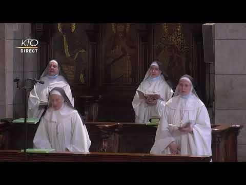 Prière du Milieu du jour du 29 mai 2021 des Bénédictines du Sacré-Coeur de Montmartre