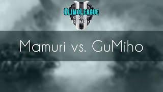 Mamuri vs. GuMiho - ZvT - Olimoleague #64