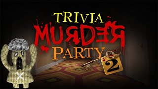 Jack Box Party Pack 6 Live Stream (Trivia Murder Party)